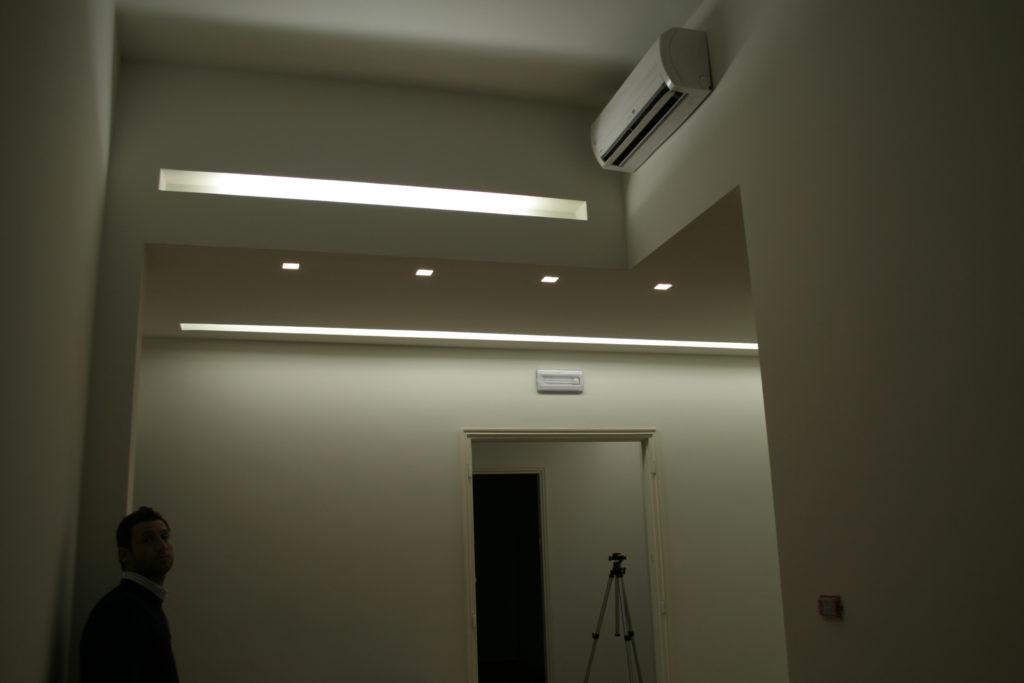 Illuminazione studio tornago edilmilesi